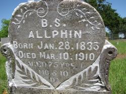 Benjamin Shelton Allphin