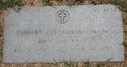 Robert Lee Adkinson, Jr
