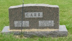 Charles Aden Carr