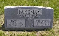 Johanna M <I>Harpenau</I> Fangman