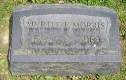 """Myrtle Frances """"Fannie"""" <I>Henthorn</I> Morris"""