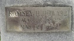 Ramsey Howard