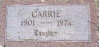 Carrie Gustafson