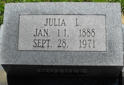 Julia L. Brock