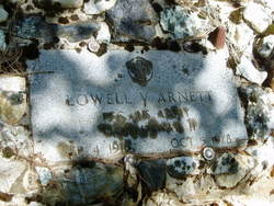 Lowell Valentine Arnett