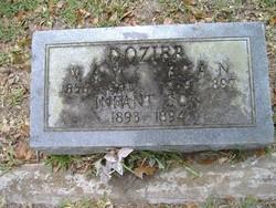 Infant Dozier
