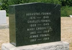 Mary <I>Foumal</I> Choquette
