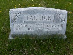 Lillian Margaret <I>Kunz</I> Paulick