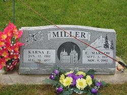 Karna Emma <I>Stoddard</I> Miller