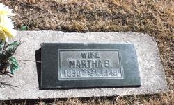 Martha Luella <I>Sherrell</I> Stout
