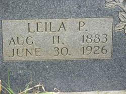 Leila <I>Poole</I> Abbott