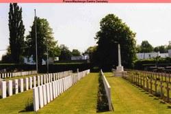 Maubeuge-Centre Cemetery