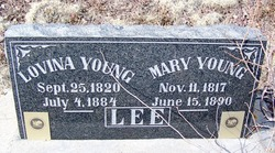 """Mary Vance """"Polly"""" <I>Young</I> Lee"""