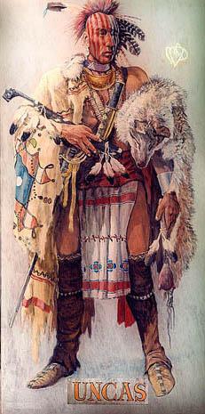 Chief Uncas