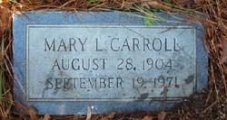 Mary Elizabeth <I>Lewis</I> Carroll