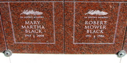 Mary Martha Black