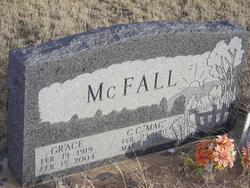 Grace <I>Woodward</I> McFall