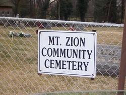 Mount Zion Community Cemetery