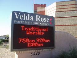 Velda Rose Garden