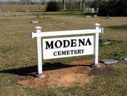 Modena Cemetery