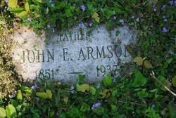 John E Armson