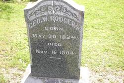 George W Rodgers