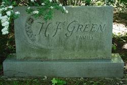 Herbert Frank Green