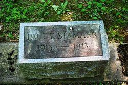 Paul F Stamann