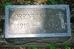 Corrine I Springer