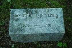 Dorothy <I>Flindt</I> Yerkes