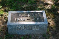 "Ellen Y. ""Ella"" <I>Emery</I> Holcomb"
