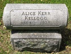 Alice J Kellogg