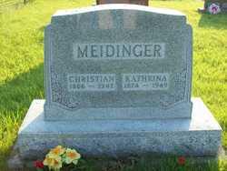 Christian Meidinger