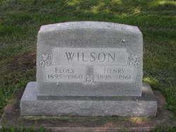 Floey Alice <I>Wells</I> Wilson