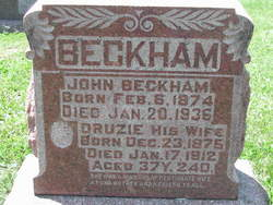 John Willis Beckham