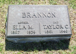 Taylor Curtis Brannon