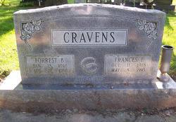"""Forrest Benjamin """"Bill"""" Cravens"""