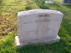 Martha M <I>Modesitt</I> Corbin