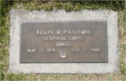 Ellis Darwin Panson
