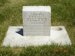 Judith Abigail <I>Hopper</I> Bellows