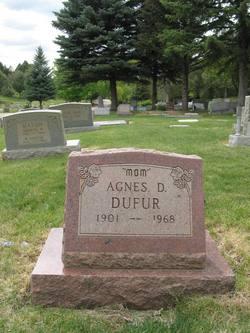 Agnes D Dufur