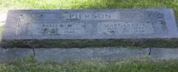 Margaret Ellen <I>Van Orman</I> Pierson