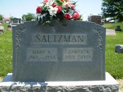 George Walter Saltzman
