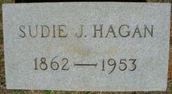Sudie Jane. <I>Bryant</I> Hagan