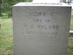 Mary C Hyland