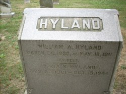 William A Hyland
