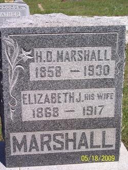 Henry Dickson Marshall
