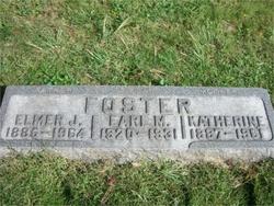 Elmer J Foster