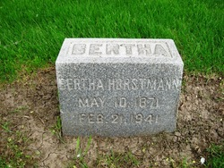 Bertha Horstmann