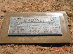 Thomas Franklin Maloney